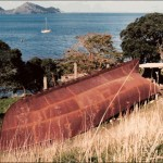 The hull at Whangarei Heads