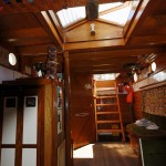 Below decks