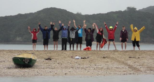 Day Three – Island Games!