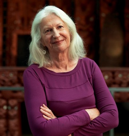 Dame Anne Salmond appointed Patron