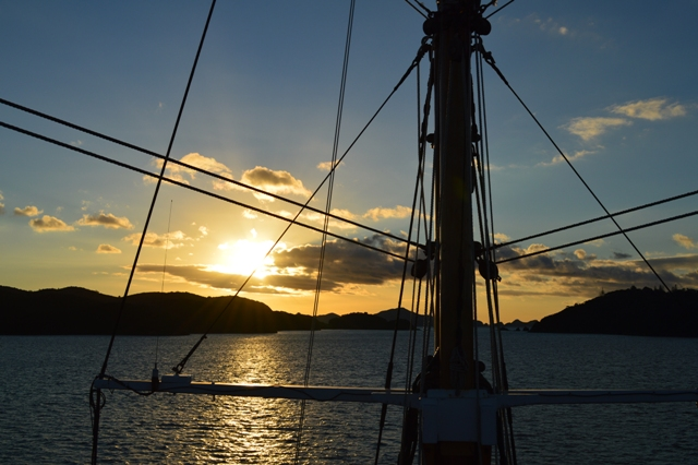 Bay of Islands Sunset