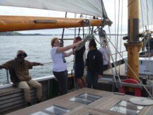 sails work