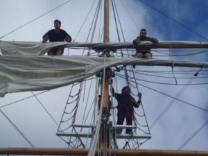Day6 Unfurling topsails