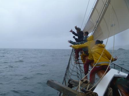 Whaling and Sailing