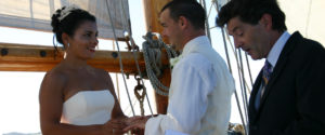 Weddings on board