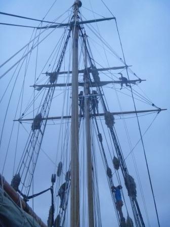 soggy sailors