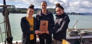 Kaita College take out the Taitokerau Tallship Challenge